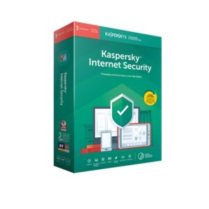 Software Kaspersky Internet Security 2021 Multi-Device 3 Users 1 Ano