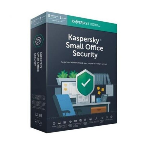 Software Kaspersky Small Office Security 7 - 5 PCS + 1 File Server Box