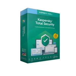 Software Kaspersky Total Security 2021 3 Users 1 Ano