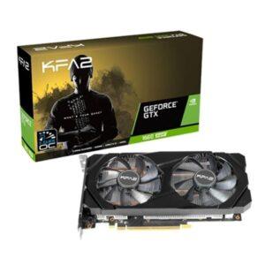PLACA GRÁFICA KFA2 GeForce GTX1660 SUPER 1-CLICK OC 6GB GDDR