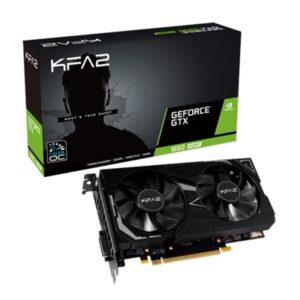 Placa Grafica KFA2 GeForce GTX1650 SUPER 1CLICK OC 4GB GDDR6