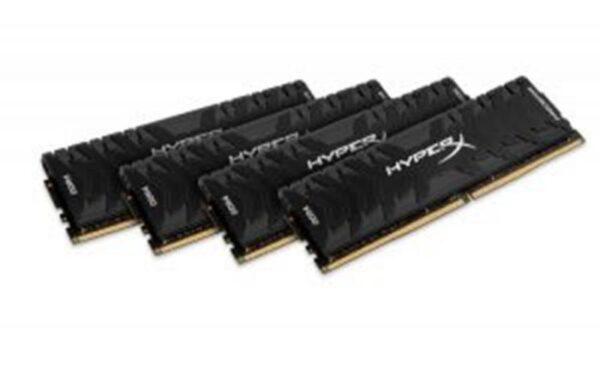 MEMÓRIA KINGSTON HyperX Predator 16GB 4X4GB DDR4 3000MHz