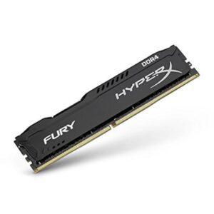 MEMÓRIA KINGSTON HyperX Fury 16GB DDR4 3466MHz CL19 Black