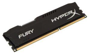 MEMÓRIA KINGSTON HyperX Fury Black 8GB DDR3 1866MHz CL10