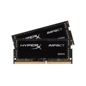 MEMÓRIAS KINGSTON SODIMM IMPACT 16GB 2X8GB DDR4 2400MHz