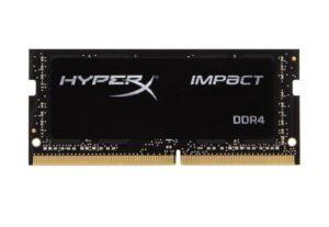 MEMÓRIA KINGSTON SODIMM HYPERX 8GB DDR4 3200MHz CL20