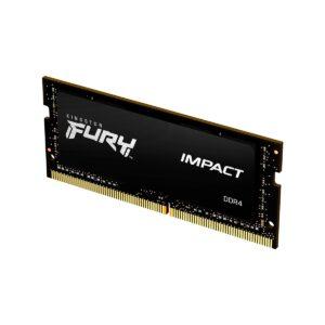Memória KINGSTON SODIMM Fury Impact 16GB (1x16GB) DDR4 2666MHz CL15