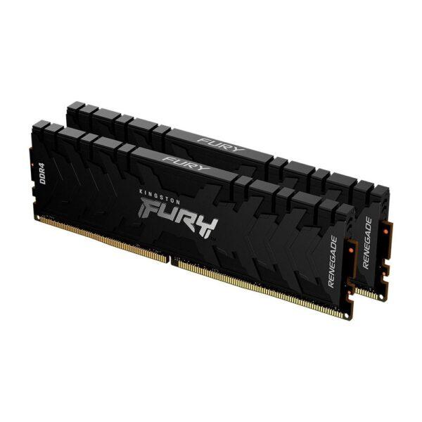 Memória KINGSTON Fury Renegade 16GB (2x8GB) DDR4 3000MHz CL15 Preta