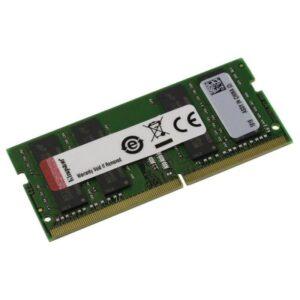 MEMÓRIA KINGSTON SODIMM 8GB DDR4 2400MHz CL17