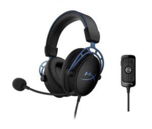 Headset KINGSTON HyperX Cloud Alpha S 7.1 Preto/Azul