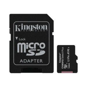 Cartão Memória KINGSTON Canvas Select 256GB C10 - SDCS2