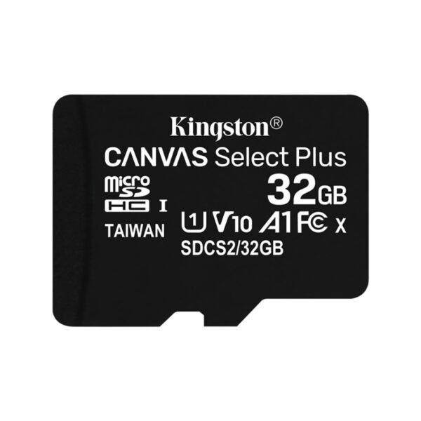 Cartão Memória KINGSTON Canvas Select 32GB C10 -  SDCS2