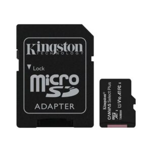 Cartão Memória KINGSTON Canvas Select 64GB C10 - SDCS2