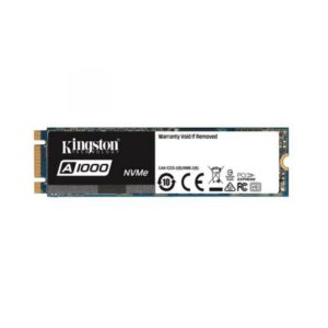 SSD KINGSTON A1000 960GB NVMe PCIe M.2 2280