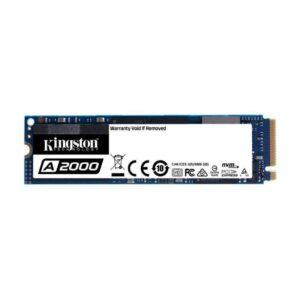SSD KINGSTON SSD A2000 250GB NVMe PCIe M.2 2280