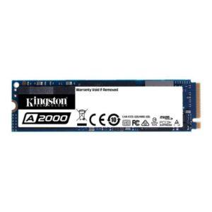 SSD KINGSTON A2000 500GB NVMe PCIe M.2 2280