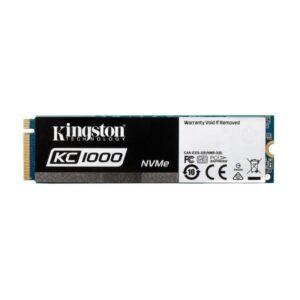 SSD KINGSTON KC1000 480GB NVMe PCIe M.2