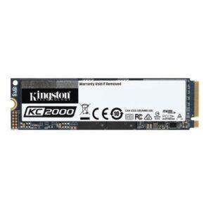 SSD KINGSTON KC2000 1TB NVMe PCIe M.2 2280