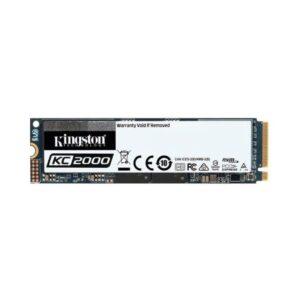 SSD KINGSTON KC2000 500GB NVMe PCIe M.2 2280