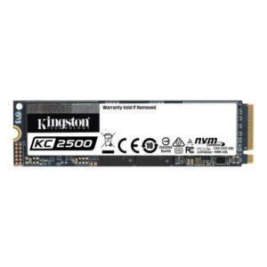 SSD KINGSTON KC2500 250GB NVMe PCIe M.2 2280