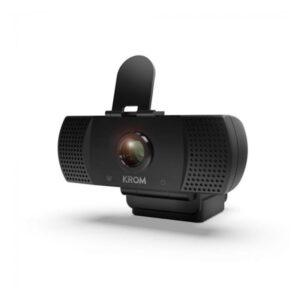Webcam Krom Kam FHD 1080P