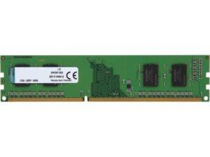 MEMÓRIA KINGSTON ValueRam 2GB DDR3 1600MHz PC12800