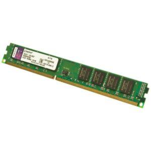 MEMÓRIA KINGSTON ValueRam 8GB DDR3 1333MHz PC10600