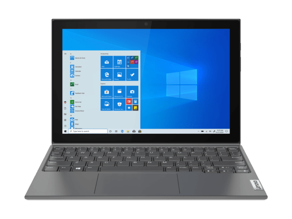 "PORTÁTIL LENOVO IdeaPad Duet 3 10IGL5 N4020 10.3"" 4GB 64GB W10S"