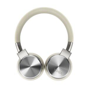Headphones LENOVO YOGA Active Noise Cancellation Bluetooth Pearl White