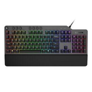 Teclado LENOVO Legion K500 RGB Mechanical Gaming PT Preto