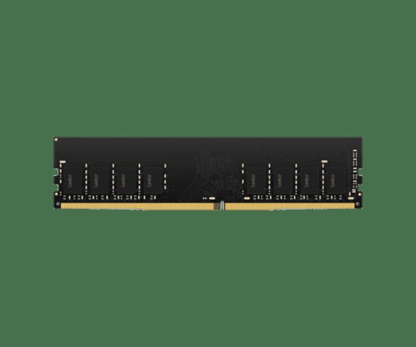 Memoria LEXAR 16GB DDR4 2666MHz CL19 Preto