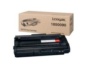 Toner LEXMARK X215 - 18S0090