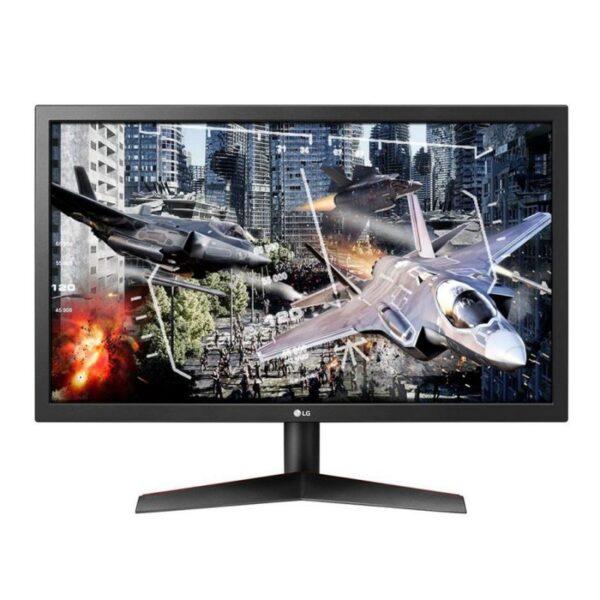 """Monitor LG 24GL600F-B 1ms TN 23.6"""" 144Hz FullHD FreeSync"""