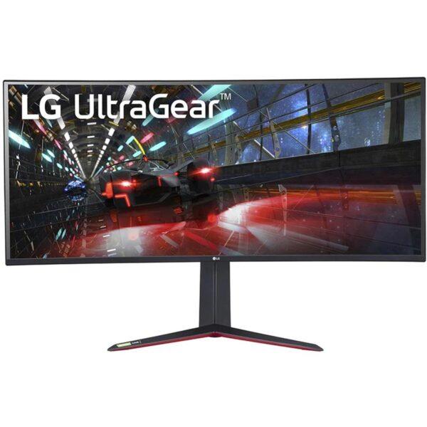 """Monitor LG 38GN950-B IPS 38"""" QHD+ 21:9 G-Sync Curvo"""