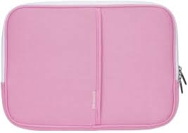 LG Sleeve Case Pouch Bag P/ Netbook 10 Rosa - BG2P