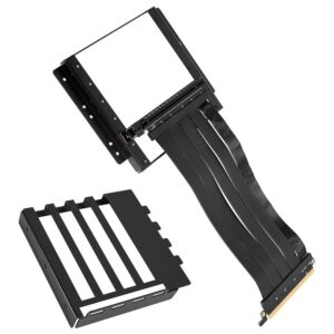 Suporte Vertical LIAN LI C/ Riser VGA - 011D-1X