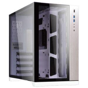 Caixa LIAN LI E-ATX PC-O11DW Dynamic Vidro Temperado White
