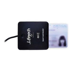 Leitor de Cartões do Cidadão LIFETECH  DNIe - LFCRD007