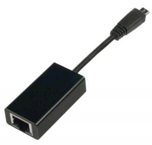 Placa de Rede LINDY USB 2.0 Micro B 10/100Mbit - 42948