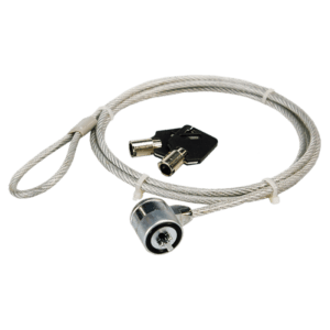 CADEADO LOGILINK Notebook Security Key 1,5m - NBS003