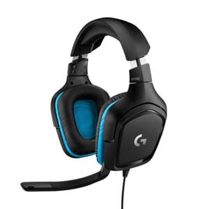 Headset LOGITECH G432 Surround 7.1 Gaming - 981-000770