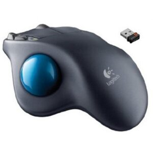 Rato LOGITECH Trackball M570 Laser Wireless