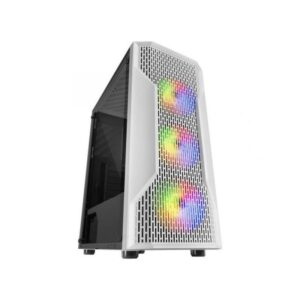 Caixa MARS GAMING MCA RGB Mesh Branco