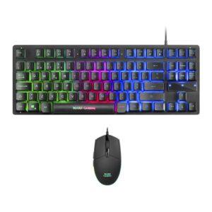 Combo MARS GAMING Teclado e Rato Gaming RGB - MCPTKLPT