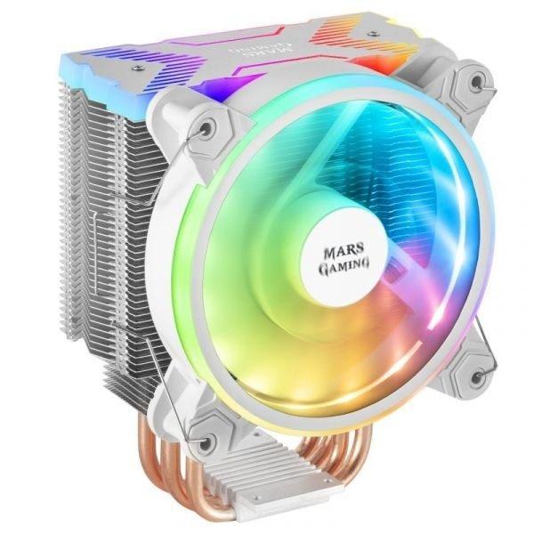 Cooler MARS GAMING MCPUXW CPU ARGB White