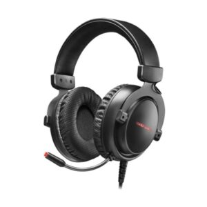 Headset Mars Gaming MH4X 7.1 RGB Preto