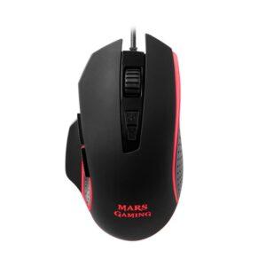 Rato MARS GAMING MM018 Optical Gaming