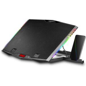 "BASE MARS GAMING Notebook Cooler ARGB 17.3"" - MNBC5"