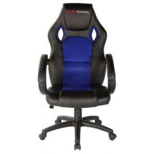 Cadeira Gaming MARS GAMING MGC1 Black/Blue