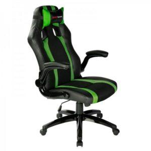 Cadeira Gaming MARS GAMING MGC2 Black/Green